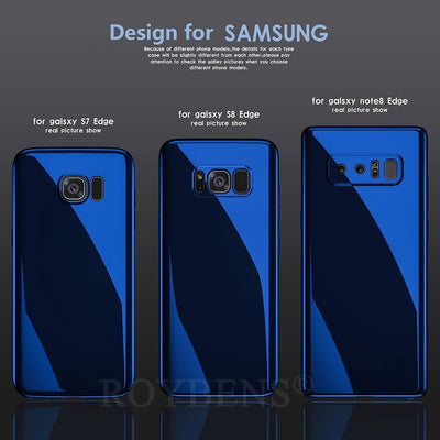 My Envy Shop Luxury Mirror 360° Ultra Thin Full Protection Case For Samsung