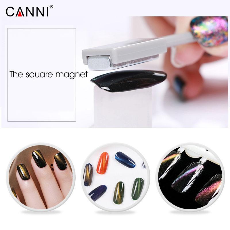 New Double Headed Magnetic Plate Magnet Pen Nail Art Diy Tool For All