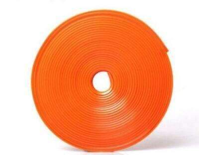 My Envy Shop Orange 8M / Lot New Car Styling Auto Accessories :) Car  Wheel Ring Tire Wheel Protector Fashion and Beauty <3