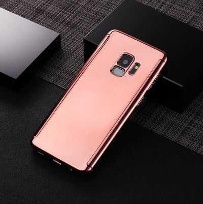 My Envy Shop Pink / For Samsung S7 Luxury Mirror 360° Ultra Thin Full Protection Case For Samsung