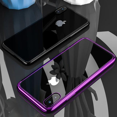My Envy Shop Purple / For iPhone 6 6s Luxury Soft 360 Degree Full Protection Case For iPhone
