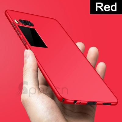 My Envy Shop Red / Meizu Pro 7 Luxury Full Protective Case For Meizu Pro 7 Slim