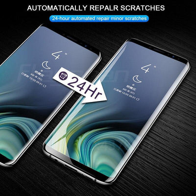 My Envy Shop S8 / Hydrogel Film full cover Soft Hydrogel Screen Protector Film For Samsung Galaxy S10 Not Glass