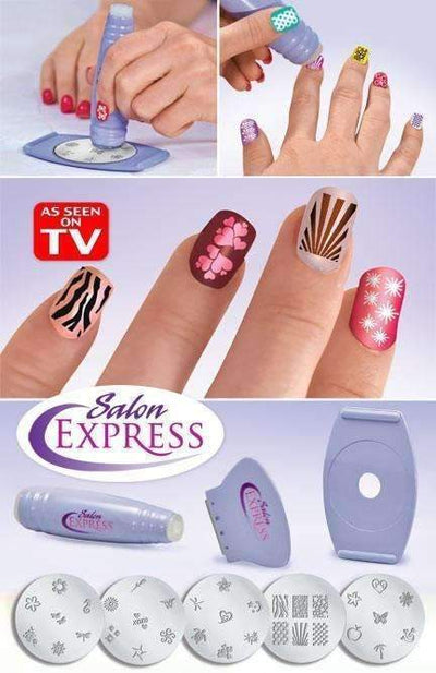 My Envy Shop SALON EXPRESS - AS SEEN ON TV