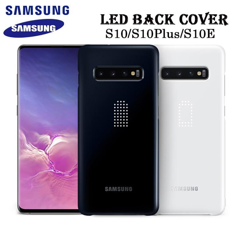 Samsung S-View LED Back Cover Case ( Original )