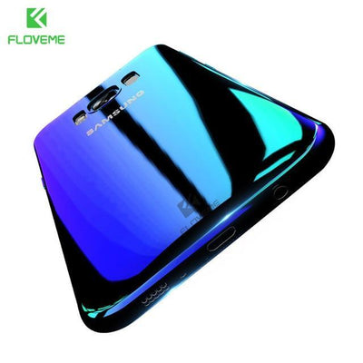 My Envy Shop Samsung Blue / For Samsung Note 9 Luxury Business Blue Light Ray Case For Samsung Galaxy
