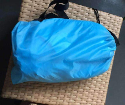 My Envy Shop Sky Blue Supper Hangout Bag
