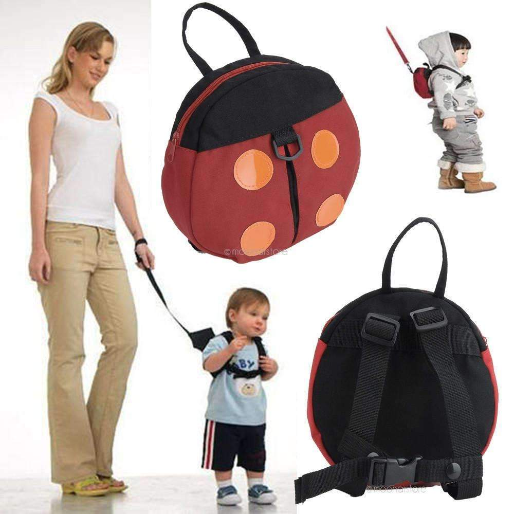 Super Cute Baby Multi functional Study Walking Belts Toddler Anti-Lost Bag BackPack