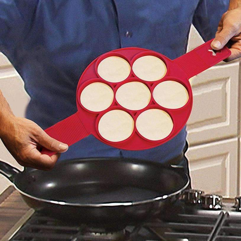 The New Pancake Flipper