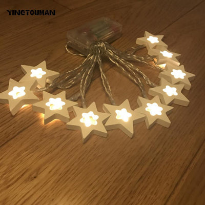 My Envy Shop YINGTOUMAN Little Star 2M  LED String Light Decoration