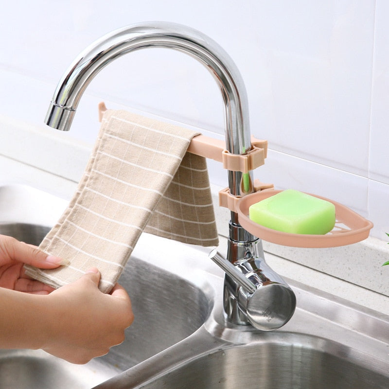 Sink Hanging Storage Rack