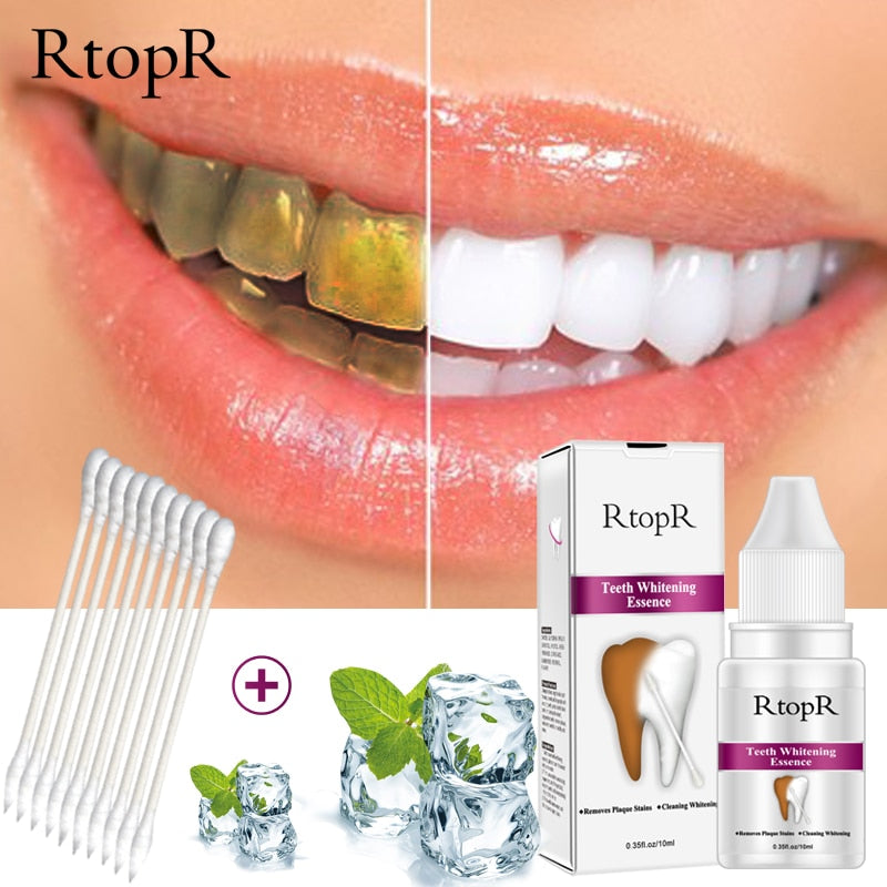 Teeth Oral Hygiene Whitening Essence Daily Use