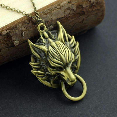Raed Game of Thrones Fans Necklace GOT VII