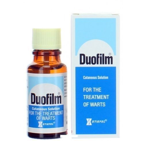 Duofilm Paint | 15ml | Wart Treatment Paint