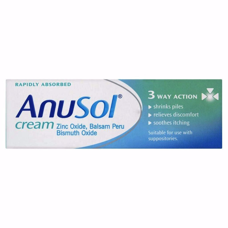 Anusol Haemorrhoid Cream piles