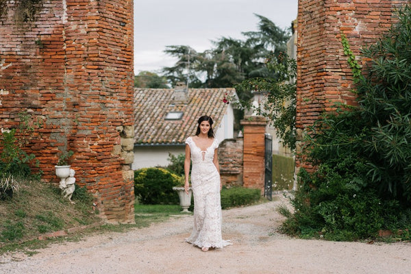Shooting Boho Chic - Session Wedding Planner Toulouse automne 2020