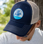 Republic Square Patch Trucker Hat