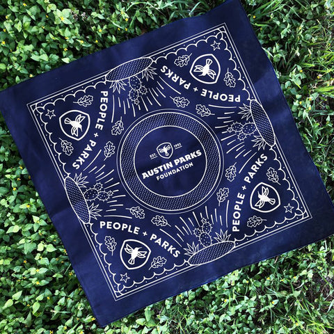 APF Bandana by Industry Print Shop