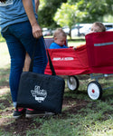 Texas Deluxe Zip-Up Picnic Blanket