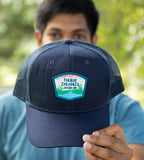 Parque Zaragoza Patch Trucker Hat