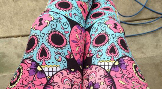 The 12 Hottest Workout Leggings You Will See At The Gym