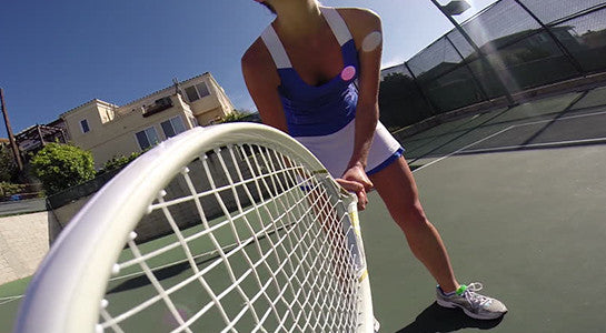 11 Outstanding Tanks And Leggings For Your Next Tennis Match