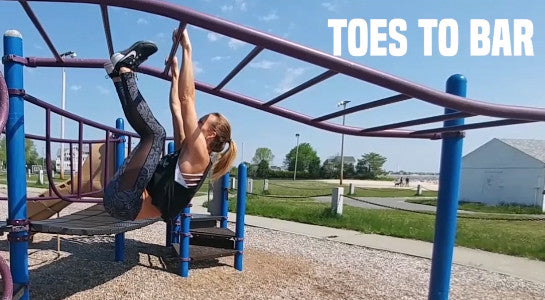 How To Do Toes To Bar (strict) - Workout Exercises