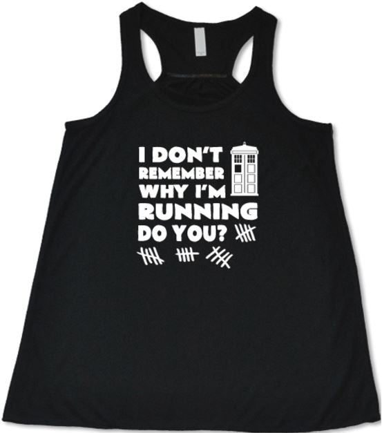 doctor who workout tank top