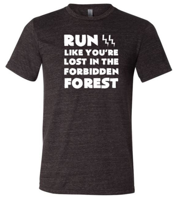 Harry Potter Running Shirt
