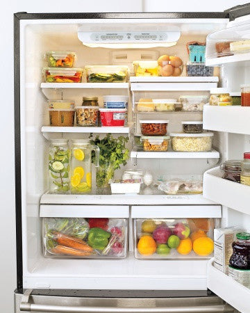 healthy fridge diet
