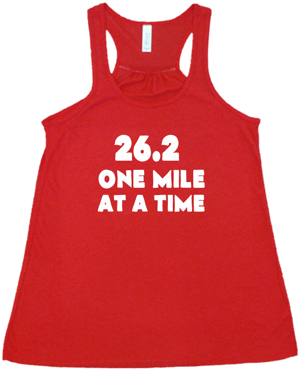 26.2 One Mile At A Time Shirt
