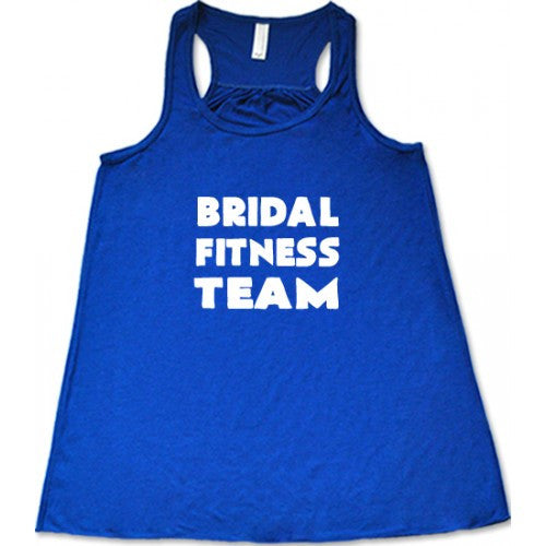 Bridal Fitness Team Shirt