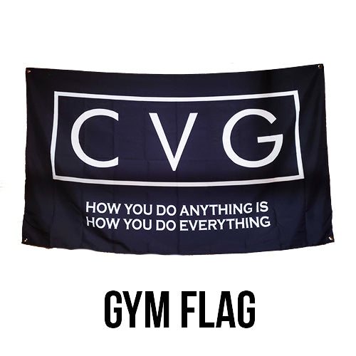 Relentless Gym Flag