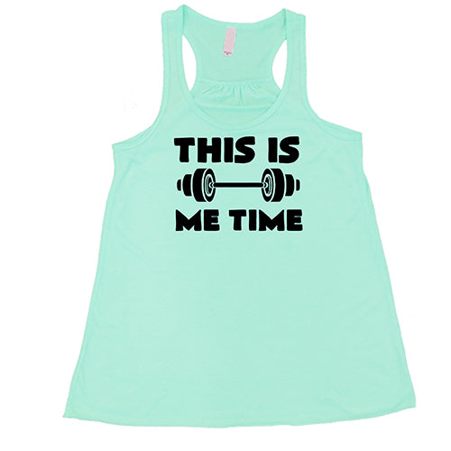 This Is Me Time (Barbell) Shirt
