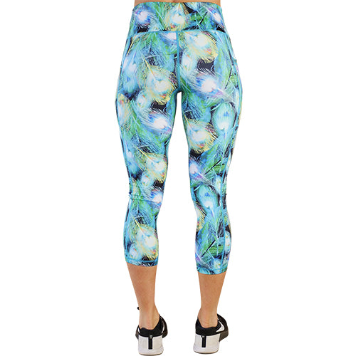Proud Peacock Leggings