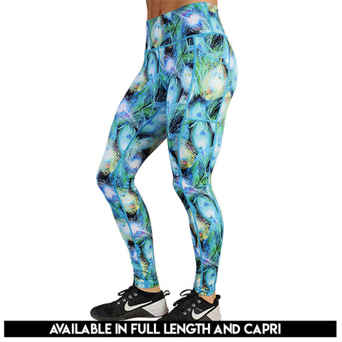Star-Struck Capri Leggings