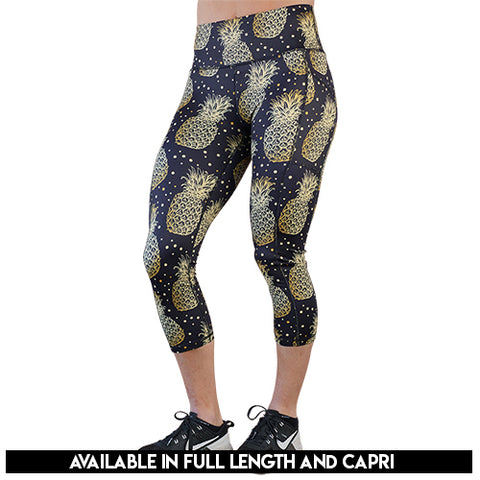 Blacklisted Capri Leggings