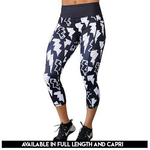 Thunderstruck Leggings