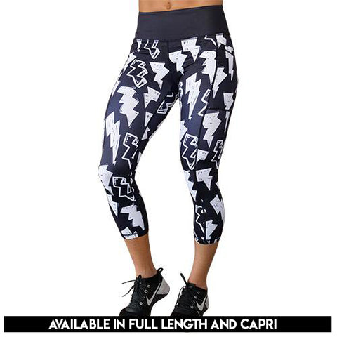 Midnight Skull Leggings