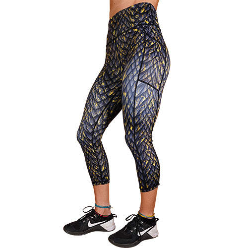 Yellow Dawn Leggings
