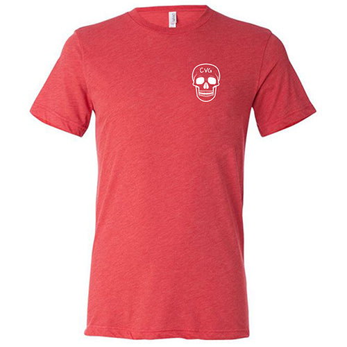 CVG Logo Skull Badge Shirt Mens