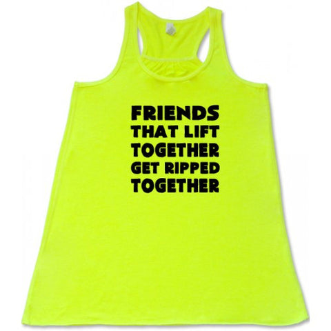 Friends Who Commit Together Get Fit Together Shirt