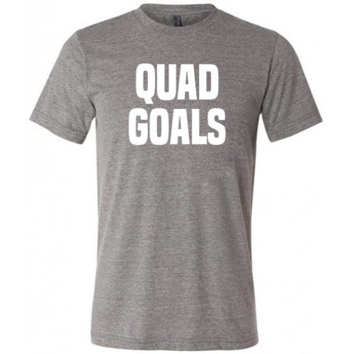 Quad Goals Shirt Mens