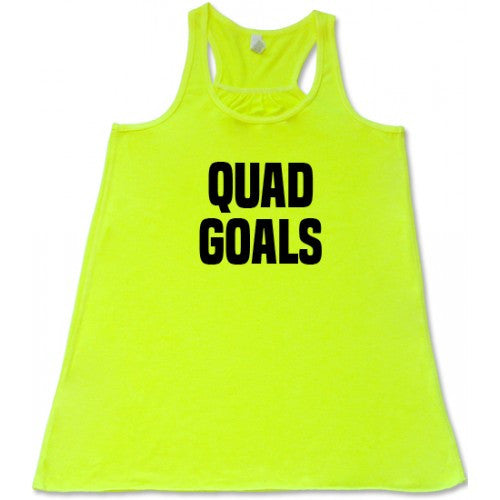 Quad Goals Shirt