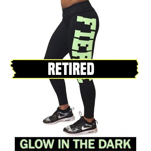 Fierce Leggings - Glow In The Dark Leggings