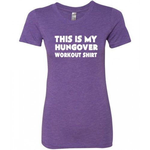 This Is My Hungover Workout Shirt Shirt