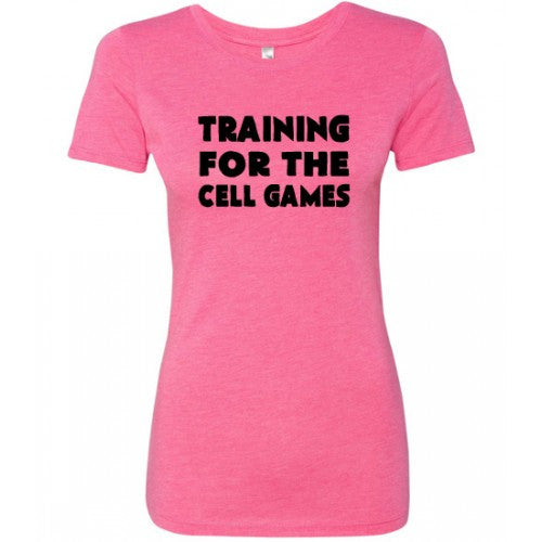 Training For The Cell Games Shirt