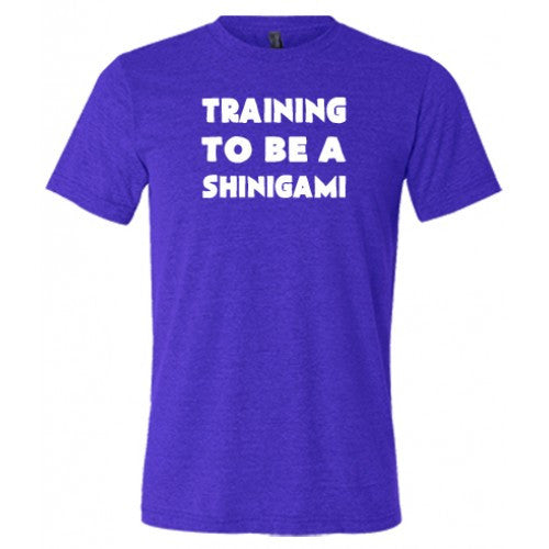 Training To Be A Shinigami Shirt Mens