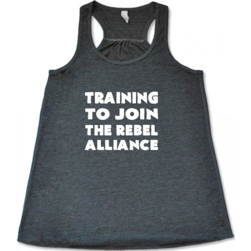 Training To Join The Rebel Alliance Shirt