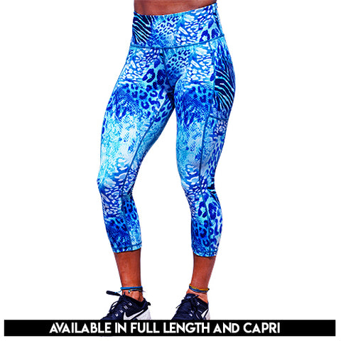 Tropic Like It's Hot Leggings